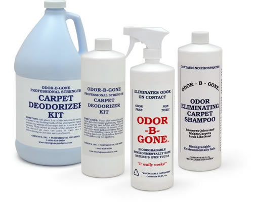 Best product to remove cat urine odor from carpet
