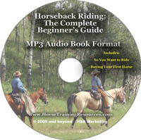 horseback riding audio book