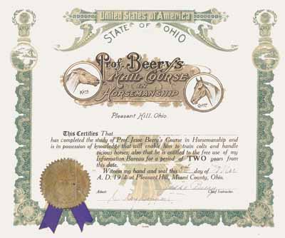 Horse show certificate template image collections certificate horse show certificate template yelopaper Image collections